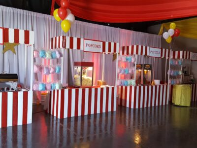 circus booths